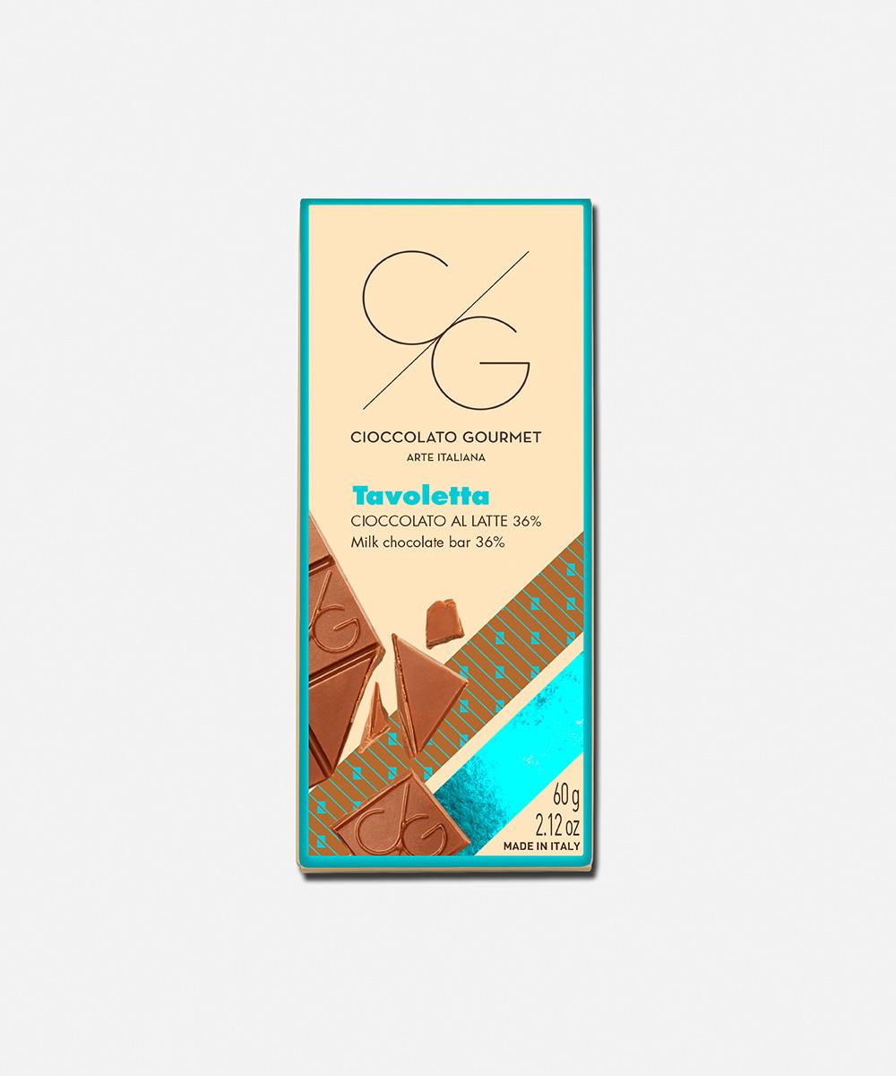 Cioccolato al latte 36%